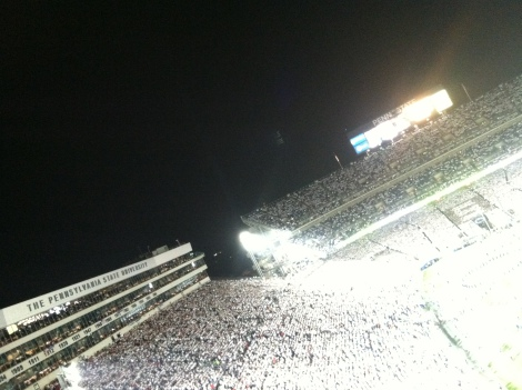 Nittany Lions!
