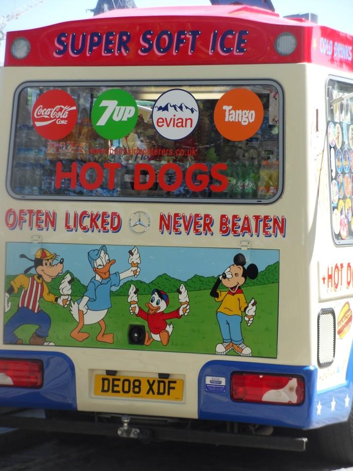 Pervy Hot Dog Truck