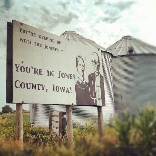 Iowa Jones County
