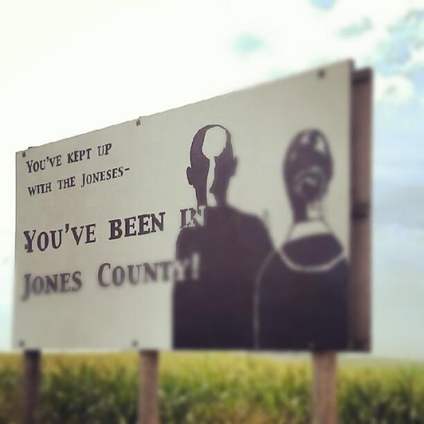 Jones County Iowa