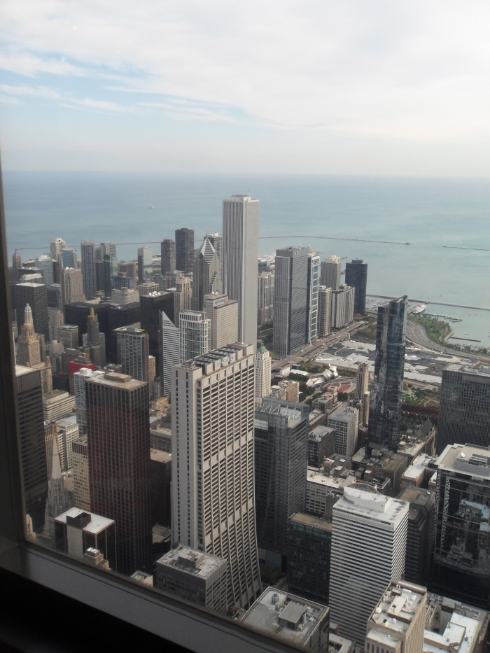 Chicago, Sky Deck, skyline